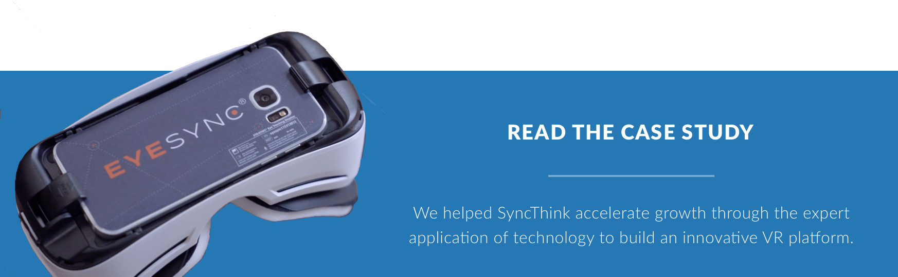 Read the SyncThink case study