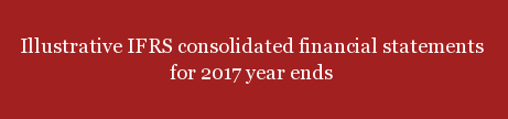 Lataa Illustrative IFRS consolidated financial statements for 2017 year ends
