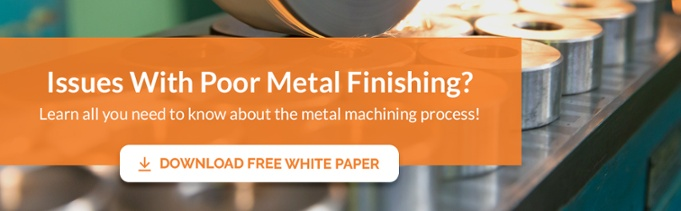 Focus On Metal Machining Processes Whitepaper