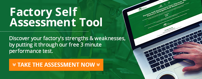CMC Factory Self Assessment Tool