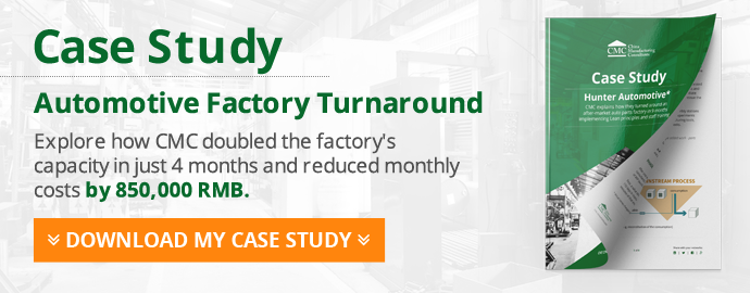 Hunter Auto Factory Turnaround Strategy Case Study