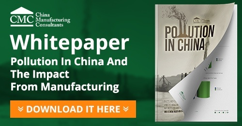 Pollution In China Whitepaper