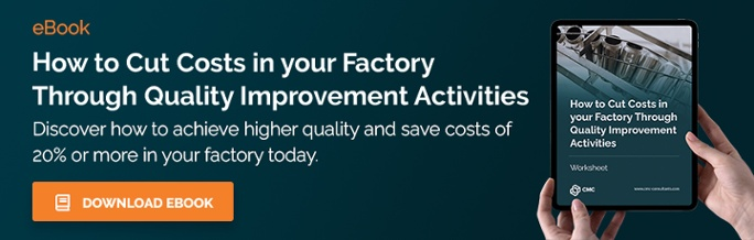 How To Cut Your Factory Costs Through Quality Improvement Activities eBook Download