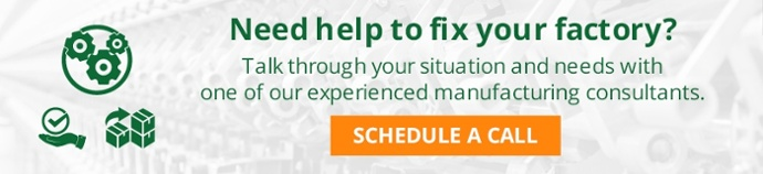 Schedule a call with factory management expert