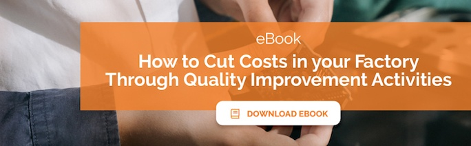 'How To Cut Costs Through Quality Improvement Activities' eBook Download