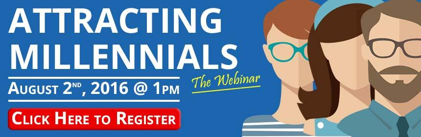 Attracting Millennials Webinar