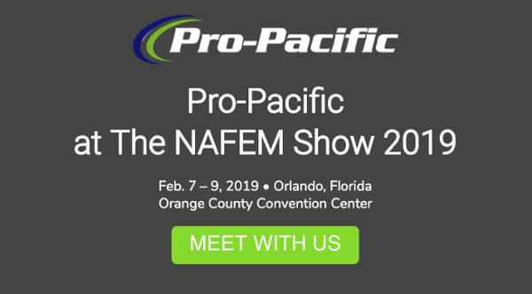 Meet with Pro-Pacific NAFEM CTA