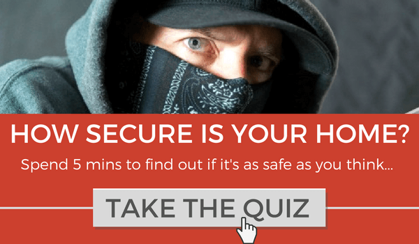 Home Security Quiz How safe is your home