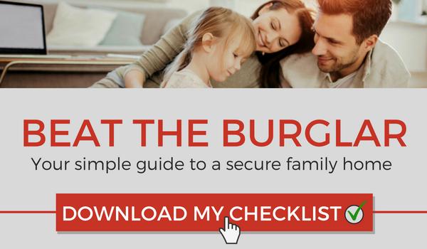 beat the burglar checklist