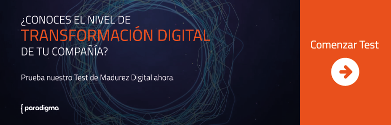 DTMA, ¿Conoces el nivel de Transformación Digital de tu compañía?