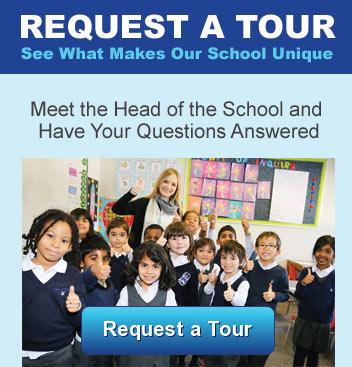 Request a Tour of St. Jude's Academy