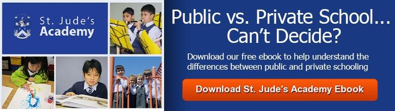 Public vs private school