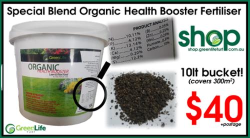 Shop Online   Organic Fertiliser   Lawn Fertiliser   Green Life Turf Online Shop