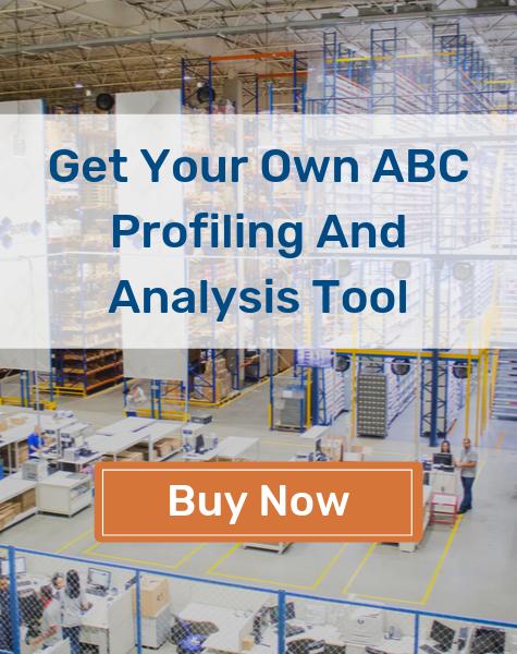ABC profilng and analysis tool - large CTA