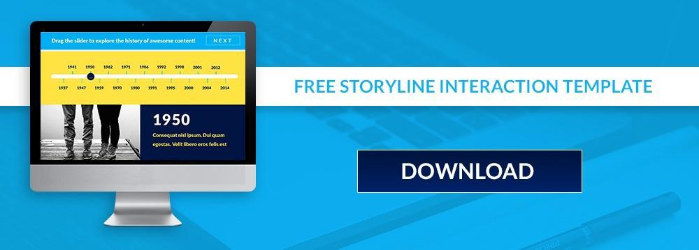 free storyline templates