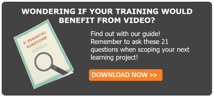 questions for scoping your learning project