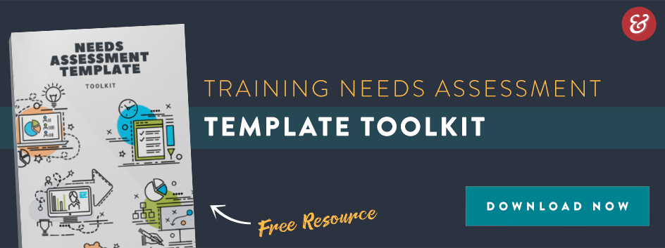 Training Needs Assessment Free Resource Download Button