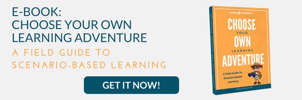 elearning ebook scenario based learning