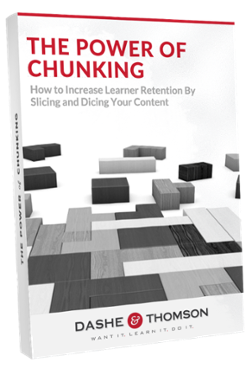 The Power of Chunking E-Book