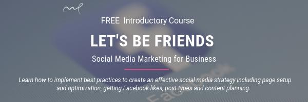 Social Media Marketing_eCourse