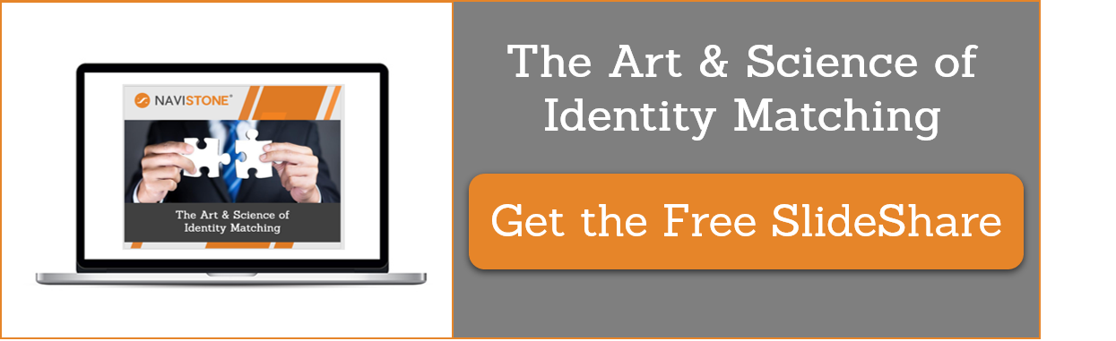 The Art & Science of Identity Matching