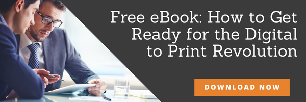 How to Get Ready for the Digital to Print Revolution eBook