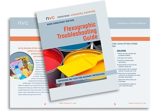 flexographic troubleshooting