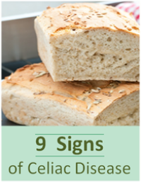 9 Signs of Celiac Disease