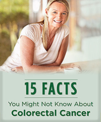 15 facts about colorectal cancer