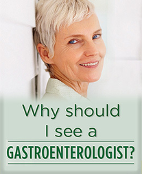 Why should I visit a gastroenterologist