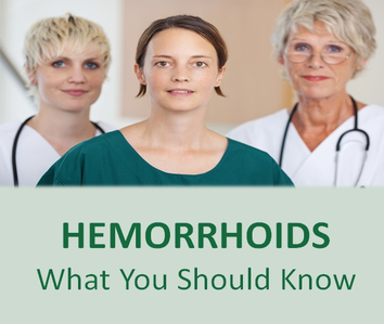 hemorrhoids - what you should know