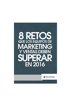 8 retos que los equipos de marketing y ventas deben superar en 2016