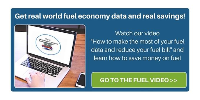 Get real world fuel economy data and real savings!