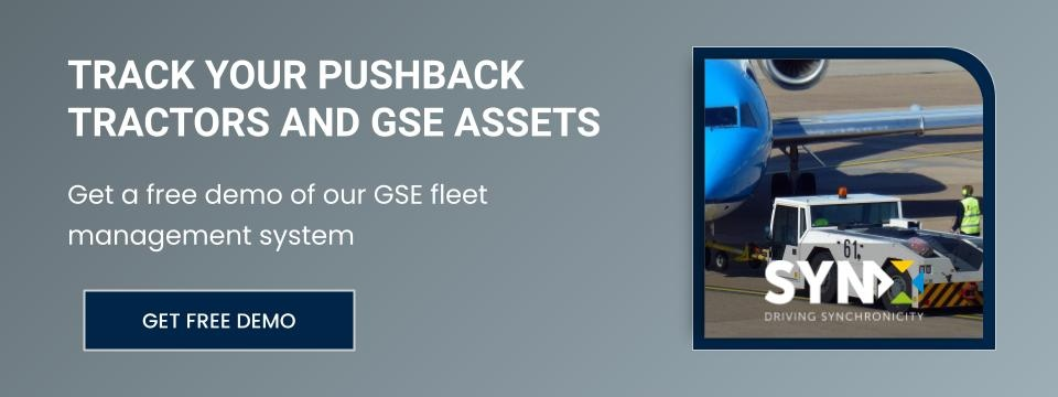 Get a free demo of our GSE fleet management solution