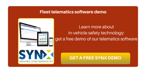 Fleet telematics software demo