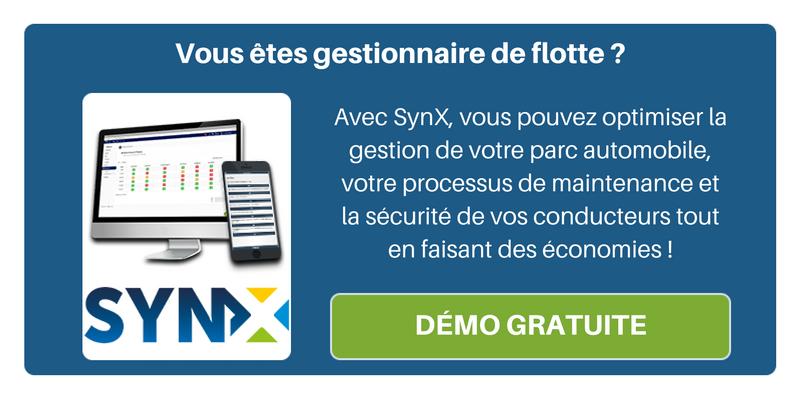 Vous êtes gestionnaire de flotte ? Découvrez comment SynX peut vous aider à optimiser la gestion de votre parc automobile !