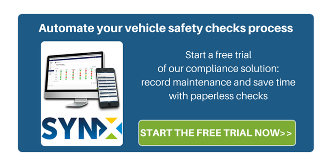 Free 30 days trial of SynX Maintain - Sign up!