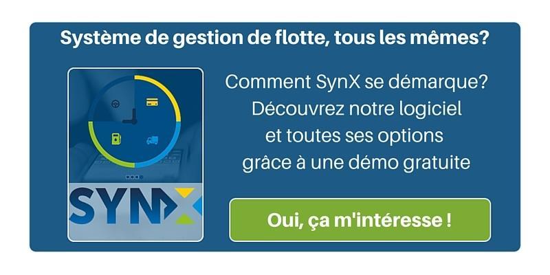 Obtenez une démo gratuite de SynX