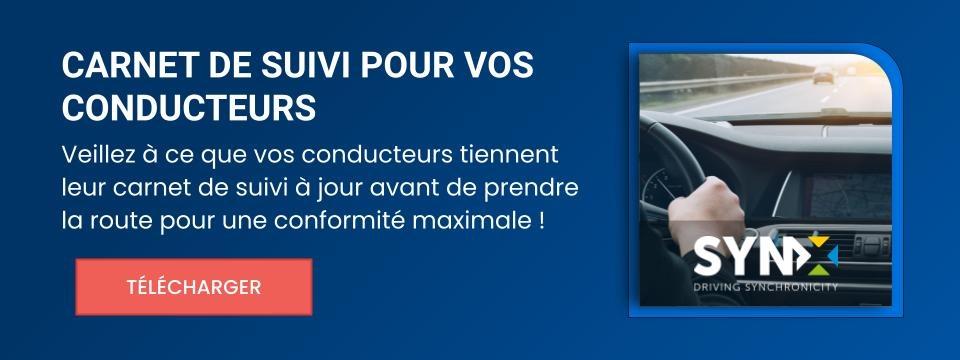 Carnet de suivi conducteur : assurez-vous qu'il soit tenu à jour avant de prendre la route !