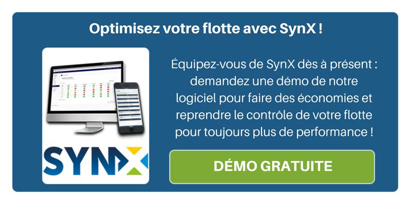 Optimisation de votre flotte : reprenez le contrôle avec SynX !