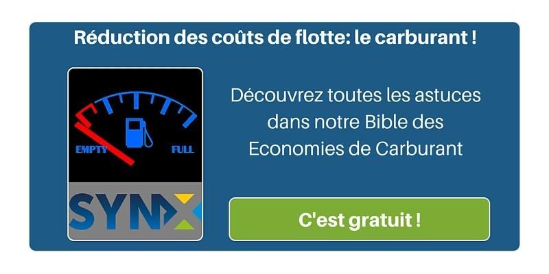 Réduction des coûts de flotte grâce à la Bible des Economies de Carburant