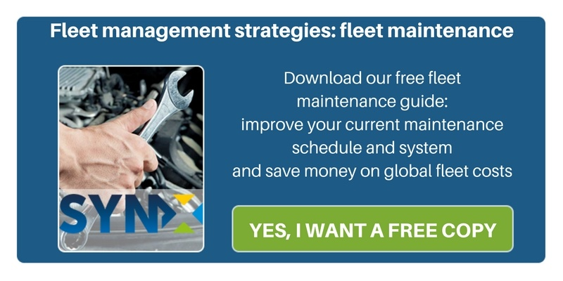 Download our maintenance guide to learn about fleet management strategies and best practices