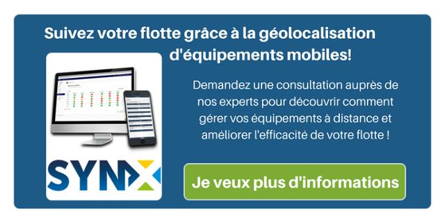 Suivez votre flotte grâce à la géolocalisation d'équipements mobiles!