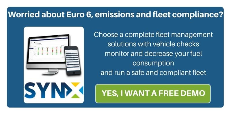 Euro 6 compliance thanks to SynX