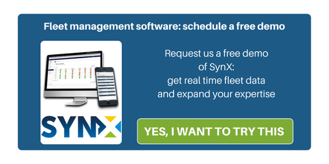 Fleet management solution demo