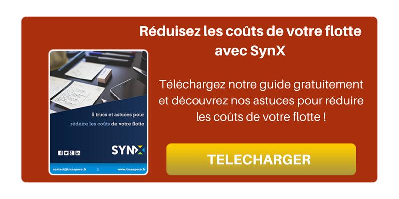 Réduisez les coûts de votre flotte avec SynX