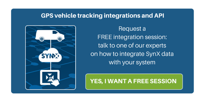 Free telematics integration and API session