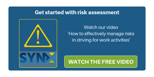 "Watch the video ""How to effectively manage risk in driving-for-work activities"""