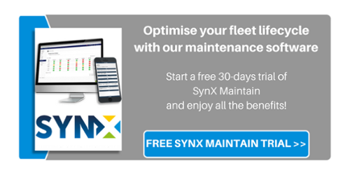 Sign up for a free trial of our Maintenance Software