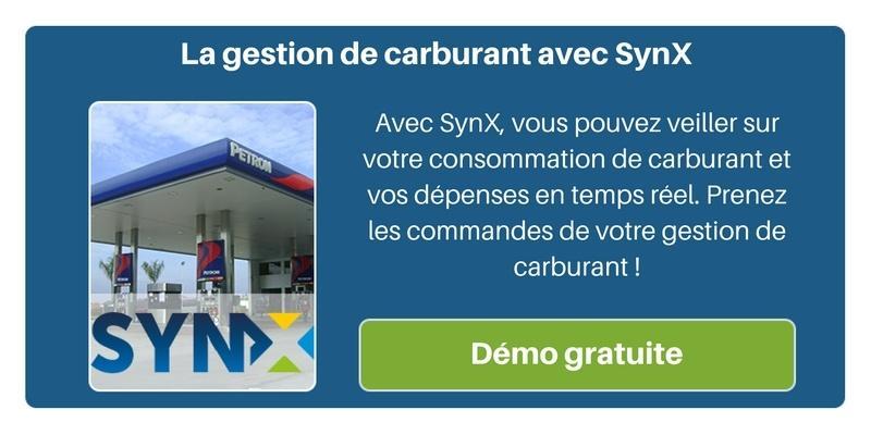 Avec SynX prenez les commandes et optimisez votre gestion de carburant